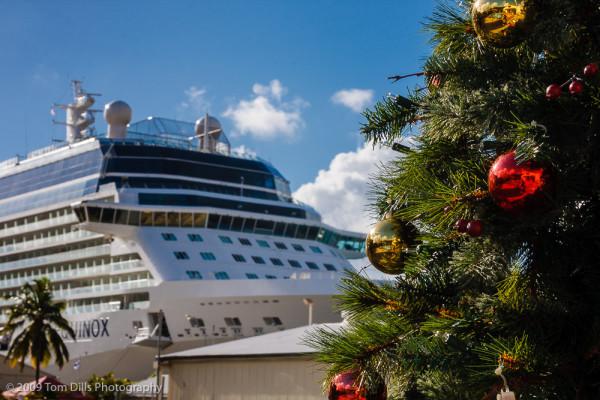 My idea of a White Christmas!