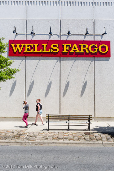 Wells Fargo, Washington, North Carolina