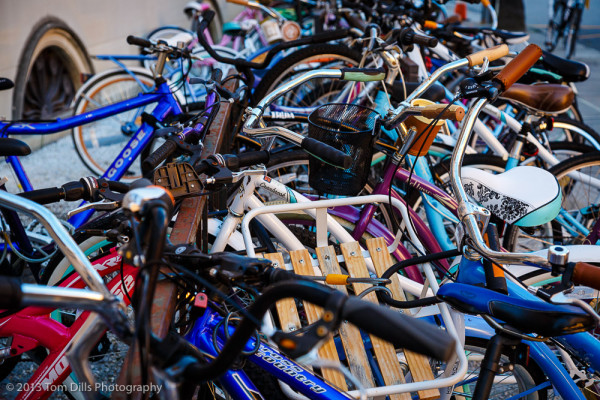 Pick A Bike, College of Charleston, Charleston, South Carolina