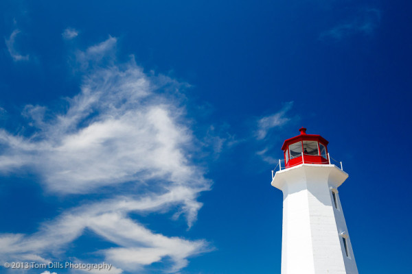 Peggy's Cove Lighthouse, Peggy's Cove, Nova Scotia