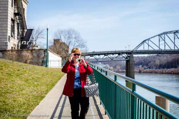 Cathy Hoover in Charleston, West Virginia