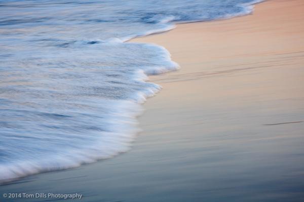 Evening on the Beach, Hilton Head Island, South Carolina