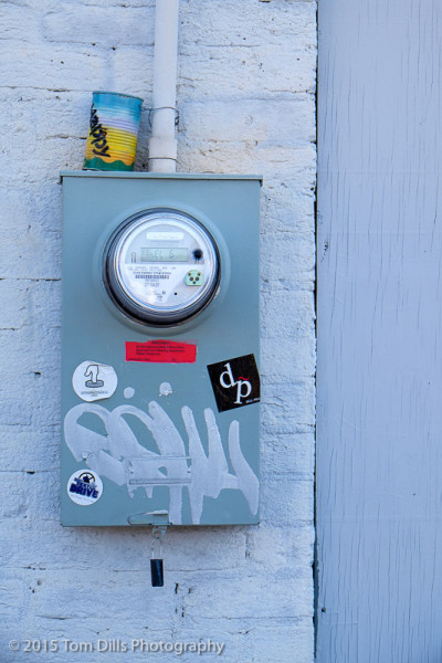 Electric meter, Charlotte NC