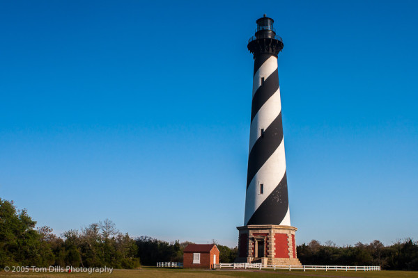 Cape Hatteras Lighthouse, Cape Hatteras National Seashore, NC