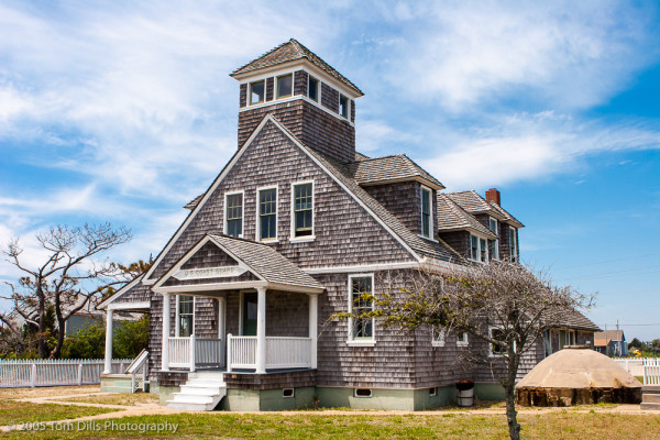 Chicamacomico Lifesaving Station, Rodanthe, North Carolina