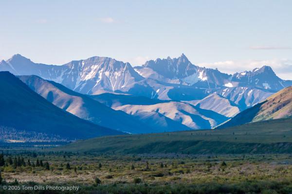 Alaska Range-Denali National Park & Preserve, Alaska