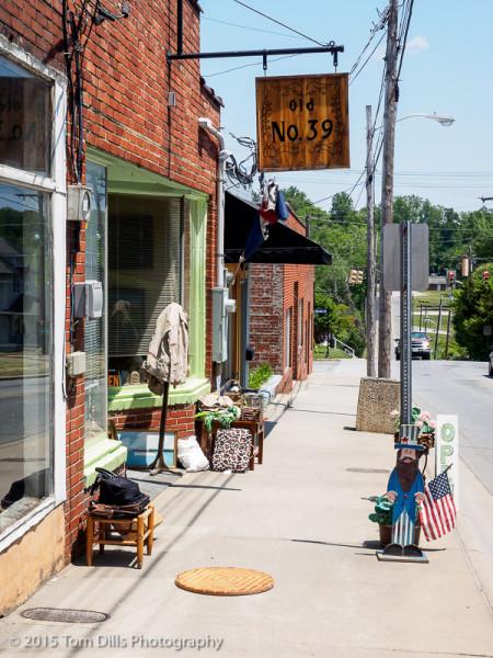 Random photos from downtown Marion, North Carolina