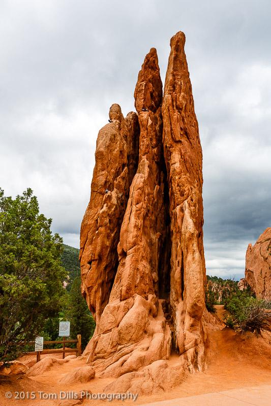Garden Of The Gods Near Colorado Springs Colorado Tom Dills Photography Blog