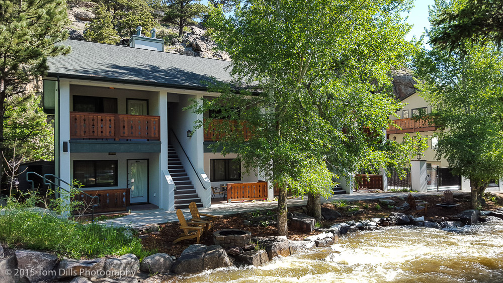 Silver Moon Inn in Estes Park, Colorado