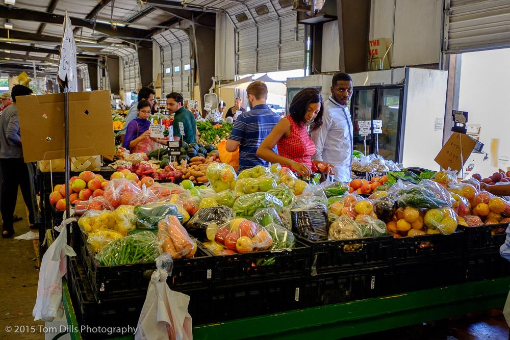 Charlotte Regional Farmer's Market, Charlotte, North Carolina