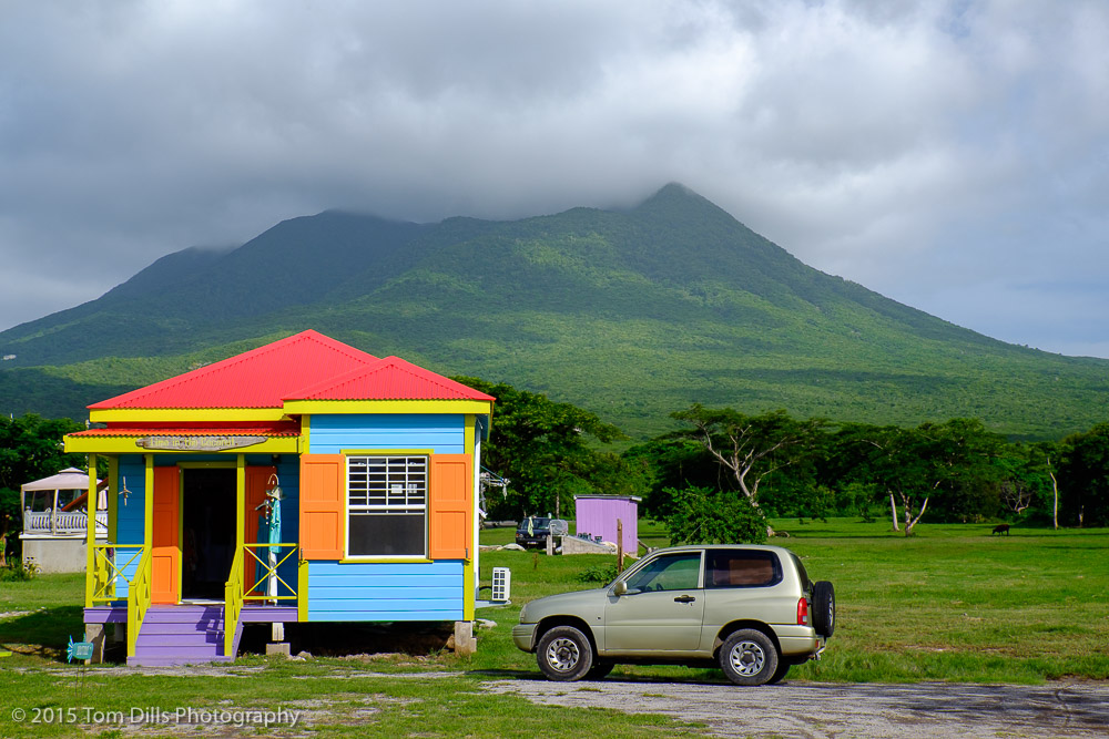 Lime Beach Bar, Nevis West Indies