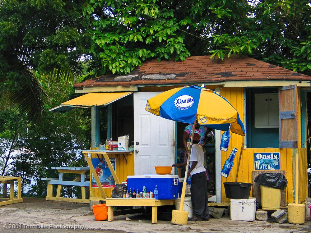 Beer Shop in Antigua