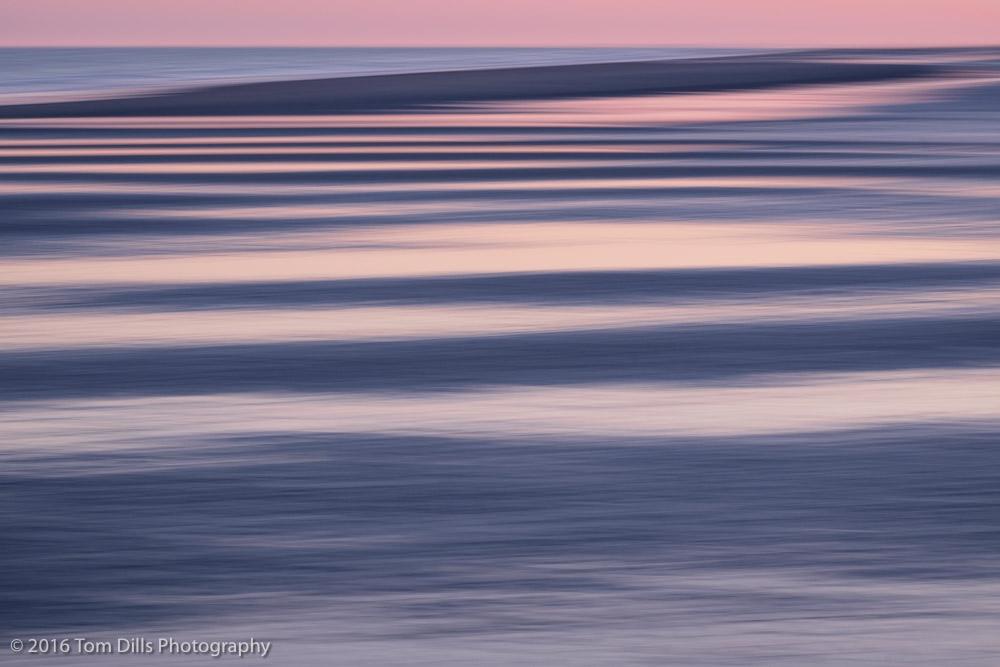 Sunset on the beach, Hilton Head Island, South Carolina