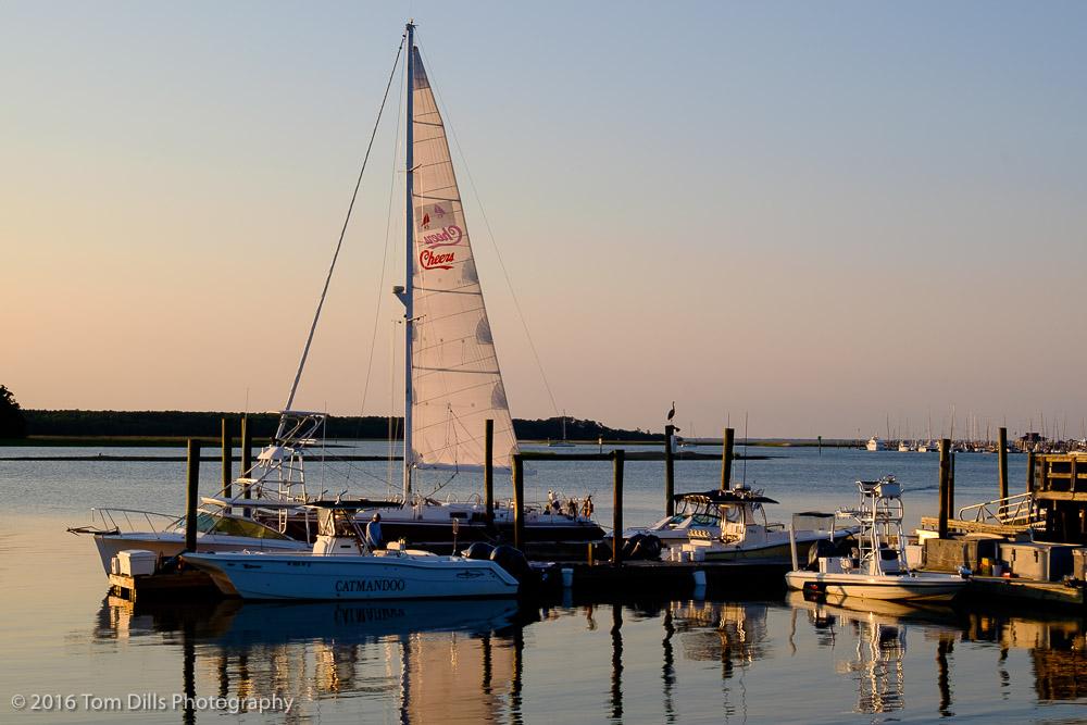 Hudson's Seafood, Hilton Head Island, South Carolina