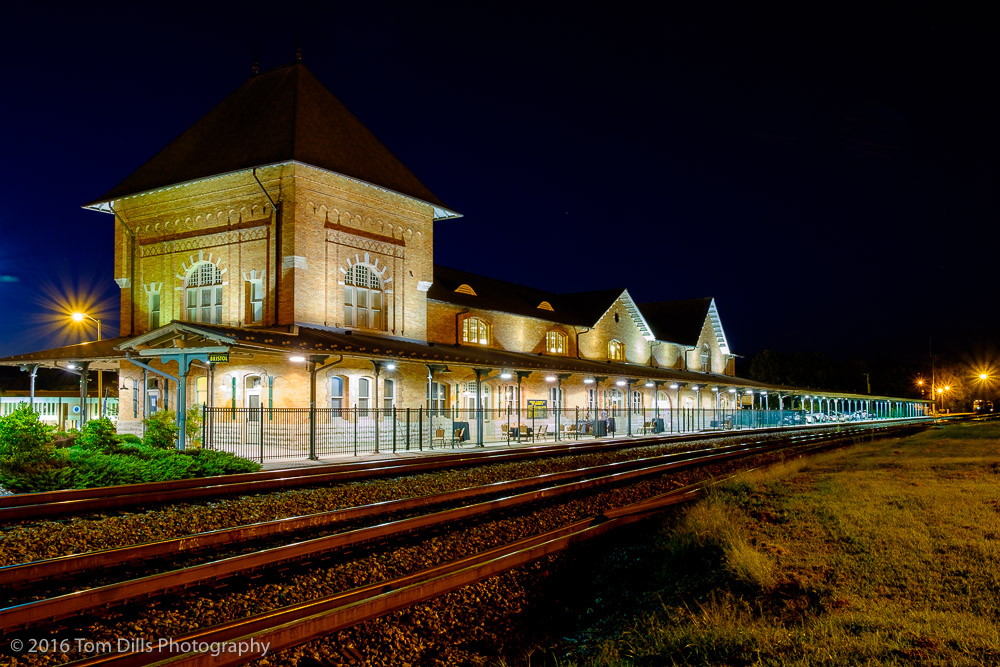 Train Station, Bristol Virginia