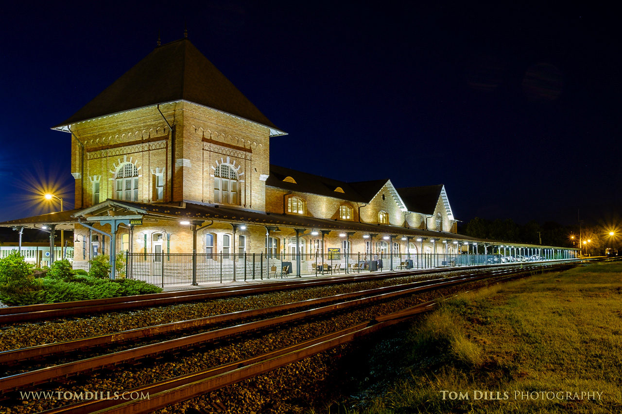 Bristol Union Railway Station, Bristol Virginia