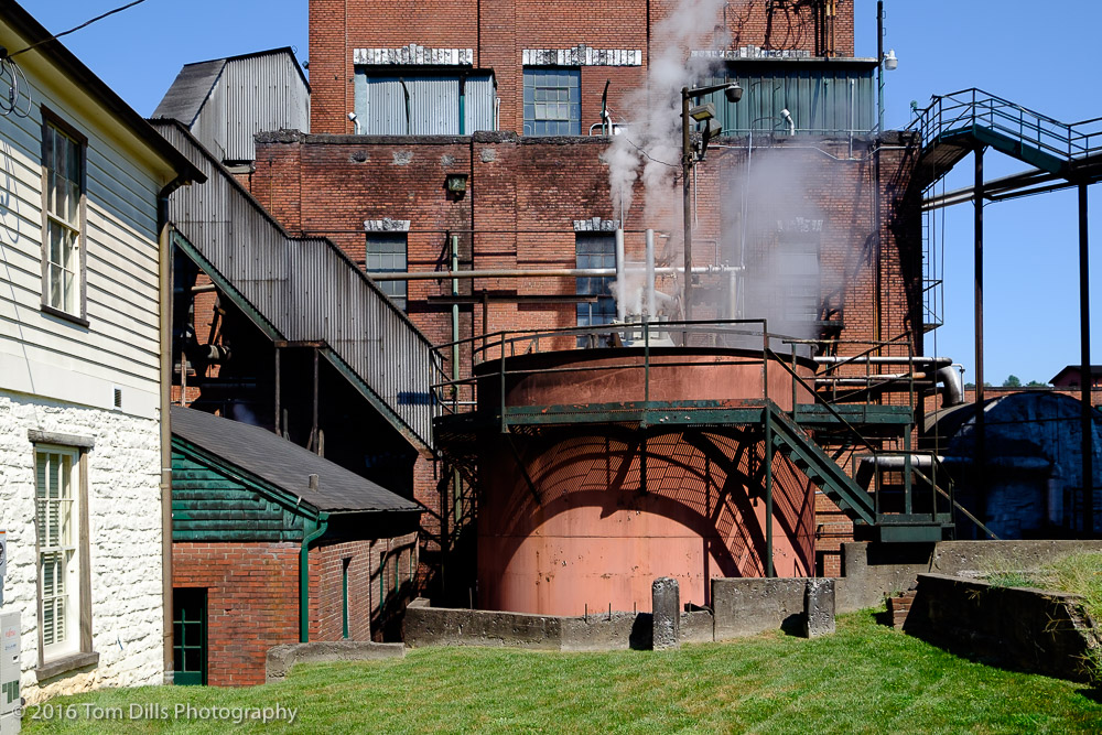 Buffalo Trace Distillery, Frankfort Kentucky